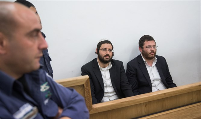 Haredi demonstrators arrested during anti-draft protest
