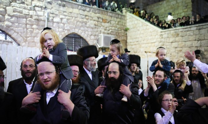 Haredi Jews In Israel: Police: Haredim All Look The Same