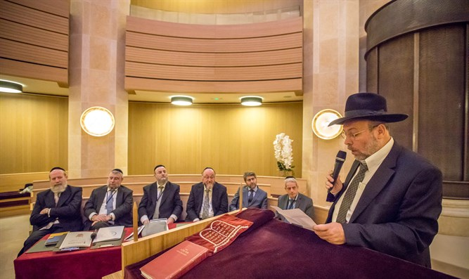 Conference of European Rabbis meets in Monaco