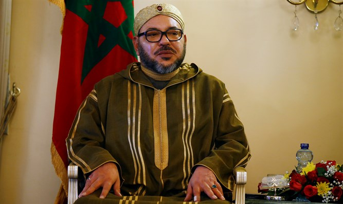 King Mohammed VI of Morocco
