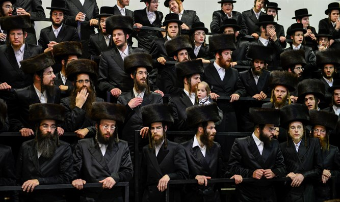 Hasidim (illustrative)