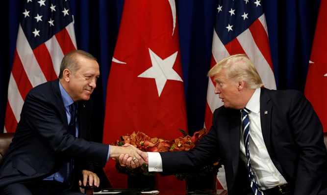Trump and Erdogan