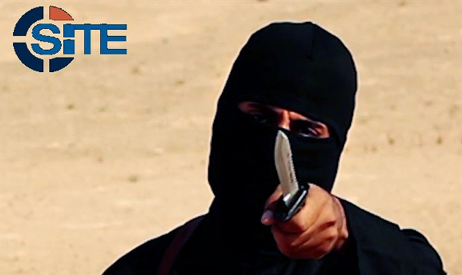 "Jihadi John, one of the ""ISIS Beatles"""