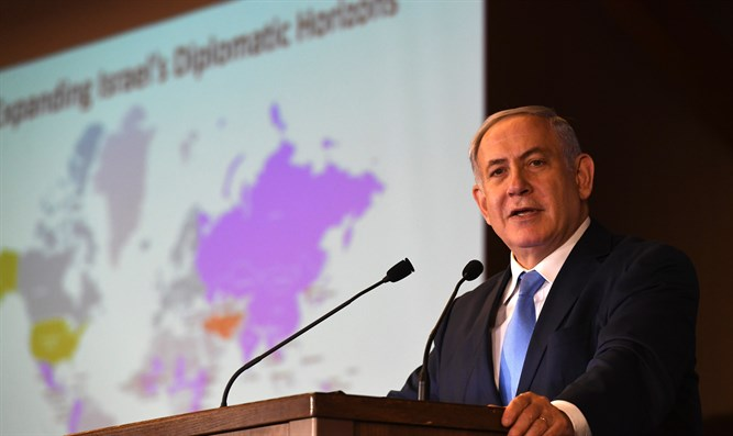 Netanyahu addresses Conference of Presidents