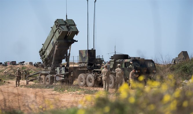 US forces prepare for joint Juniper Cobra exercises with IDF