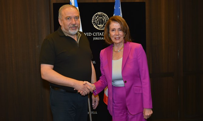 Liberman and Pelosi