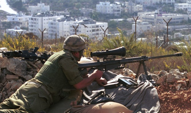 snipers will open fire on gaza infiltrators warns idf chief