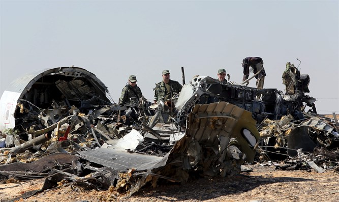 Algerian plane crashes with over 200 aboard - Israel