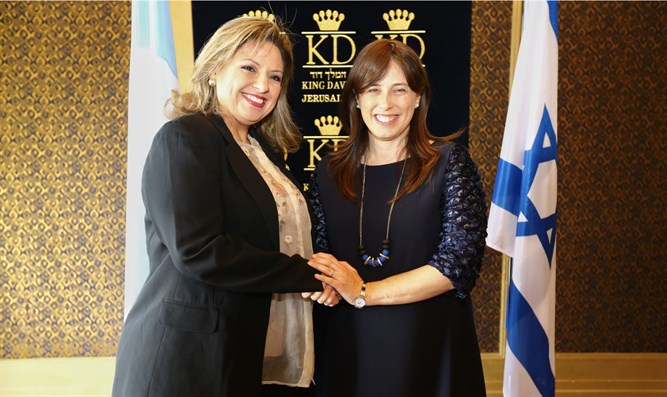 Hotovely and Jovel