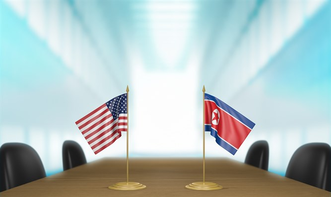 US and North Korea headed to negotiation table