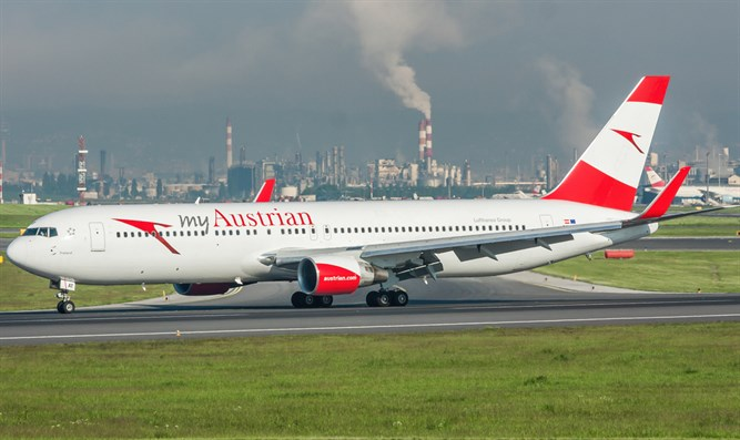 Austrian Airlines Boeing 767 (archive)