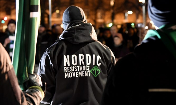 Nordic Resistance Movement gathering