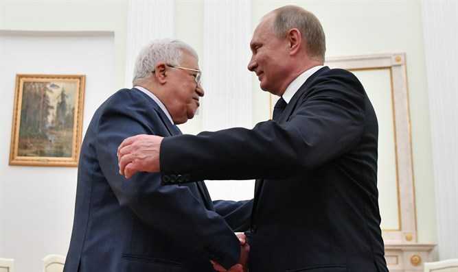 Abbas and Putin