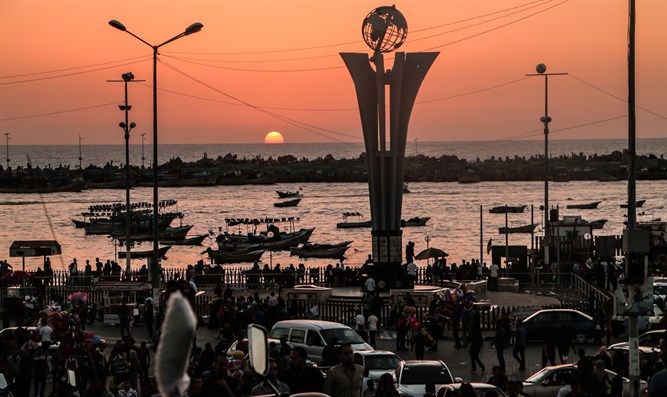 Gaza seaport