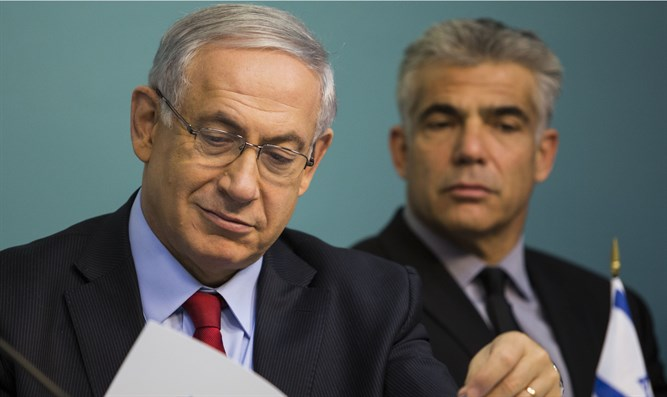 Lapid unimpressed