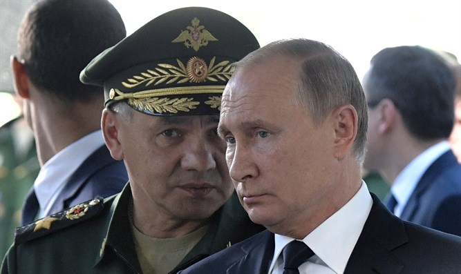Putin: 'Russia developing new powerful weapons' - Israel