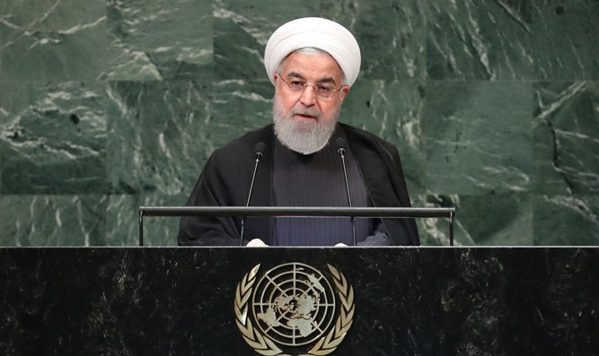 Rouhani at the UN General Assembly