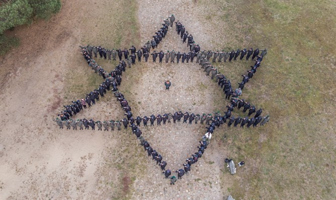 police form Star of David