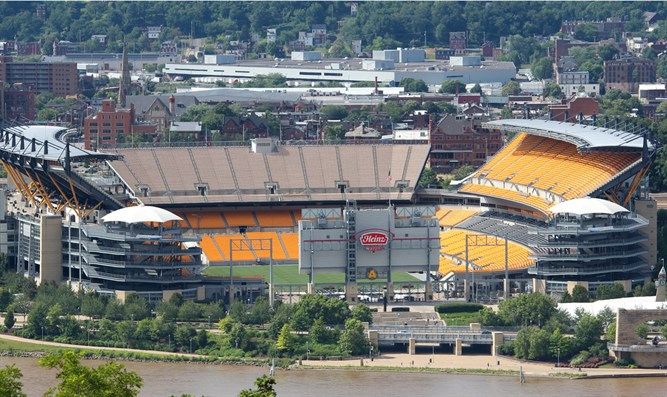 Pittsburgh Steelers' Heinz Field