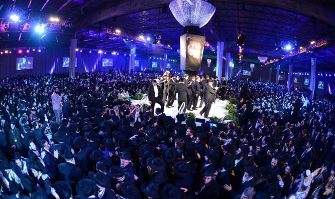 Chabad emissaries convention