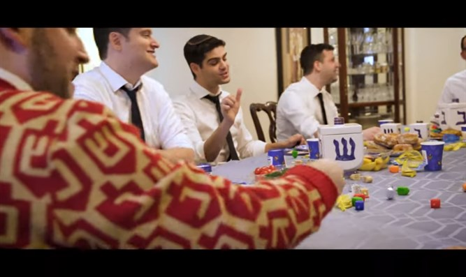 The Maccabeats - I Have a Little Dreidel