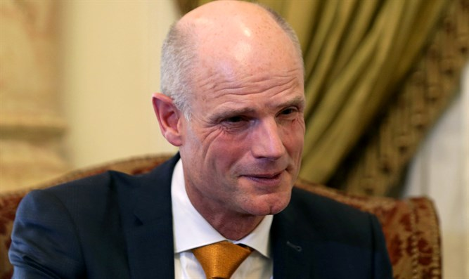 Dutch Foreign Minister Stef Blok