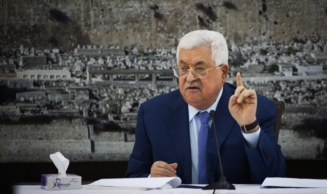 PA chief Mahmoud Abbas
