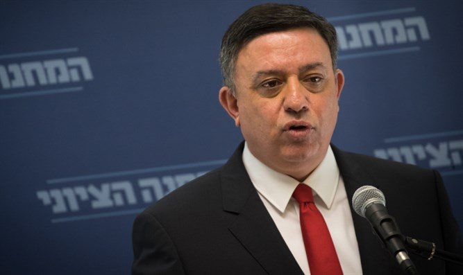 Avi Gabbay announces Zionist Union breakup