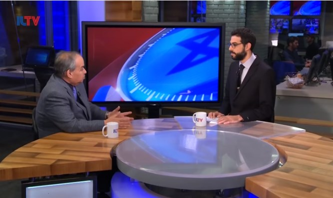 ILTV speaks with Amb. Yosef Livne