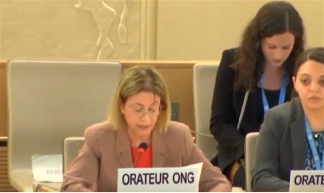 will not be silenced: Anne Bayefsky at UN Human Rights Council