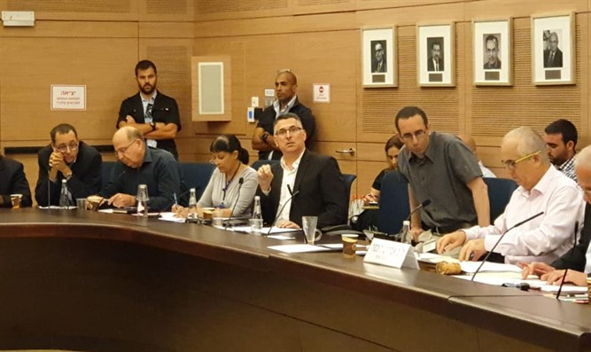 Knesset discussion on making Cave of the Patriarchs accessible to all