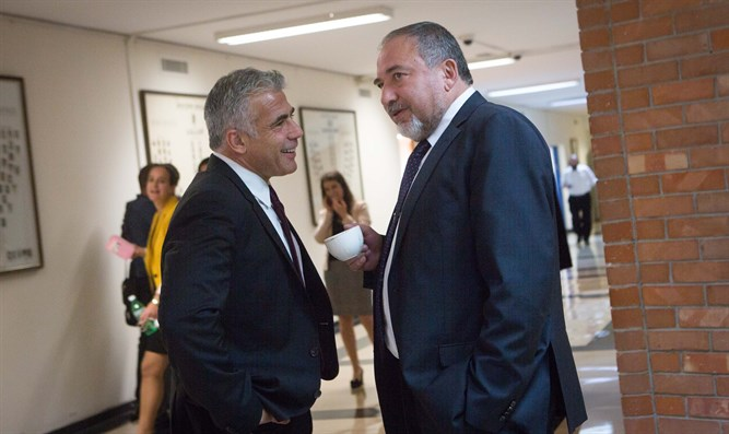 Liberman and Lapid