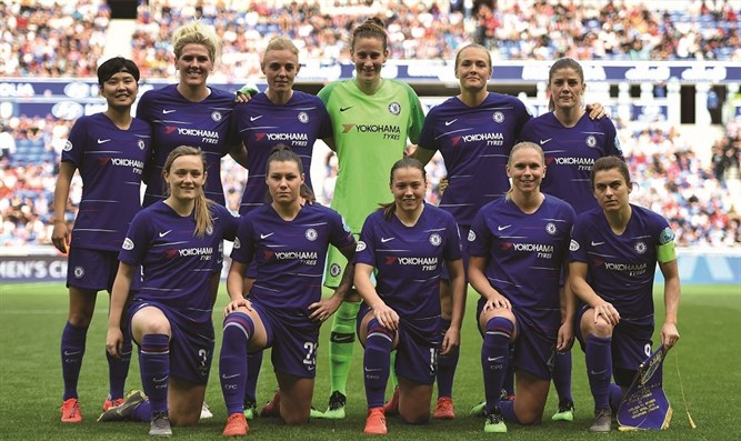 Chelsea Fc Women To Play Israel Women S National Team