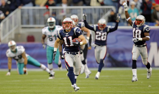 Super Bowl MVP Julian Edelman