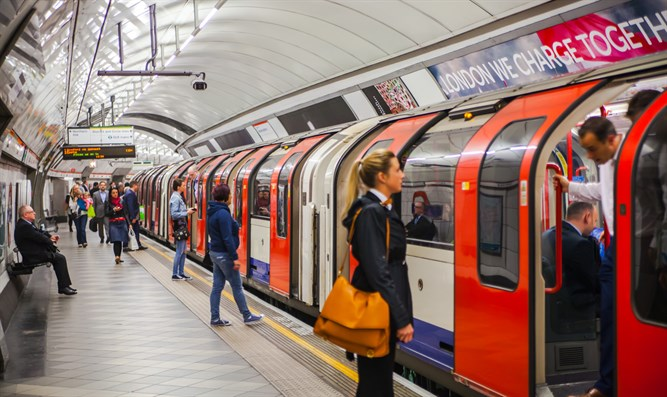 London Underground (stock image)
