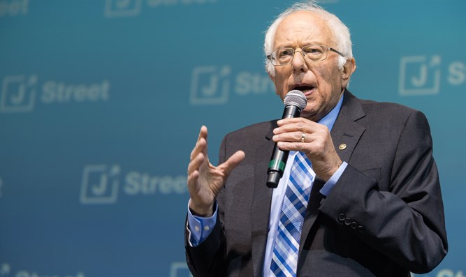Bernie Sanders at J Street Conference