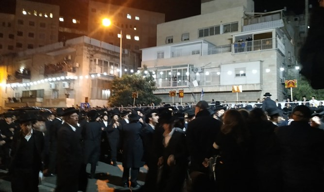 Waiting for the Rebbe
