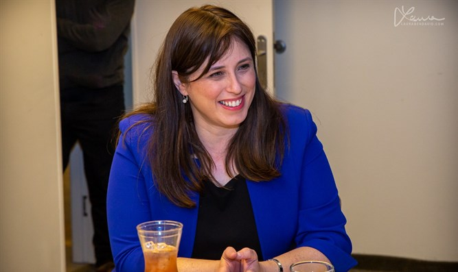 Tzipi Hotovely meets Reform leader - Jewish World - Israel ...