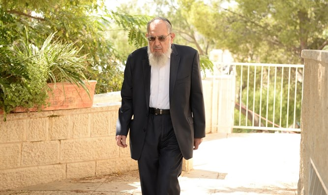 Rabbi Nahum Rabinovitch